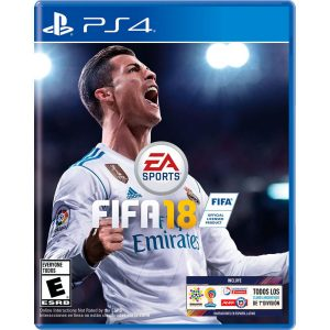 Juego FIFA 18 / PlayStation 4