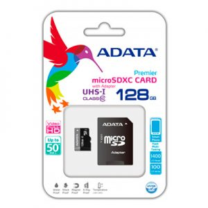ADATA Micro SD 128 GB