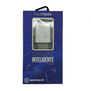 Tecmaster Cargador Inteligente (carga rápida)