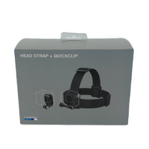 GoPro Head Strap   Quickclip