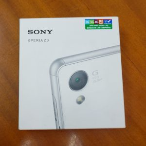 Sony Xperia Z3 16GB Negro – Openbox