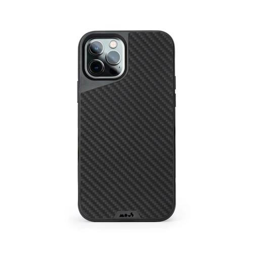 Carcasa Mous iPhone 12 Pro Max Limitless 3.0 Fibra de Carbono